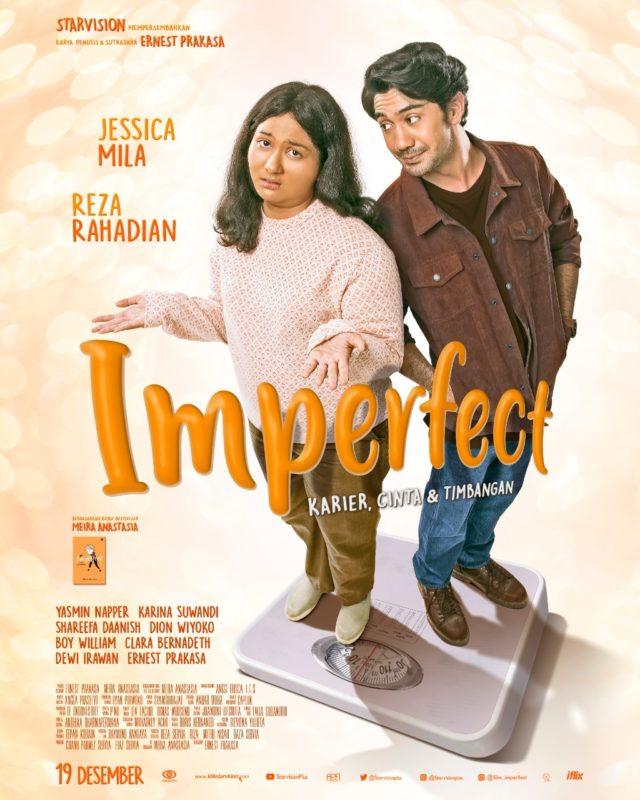 Film Imperfect: Karir, Cinta & Timbangan
