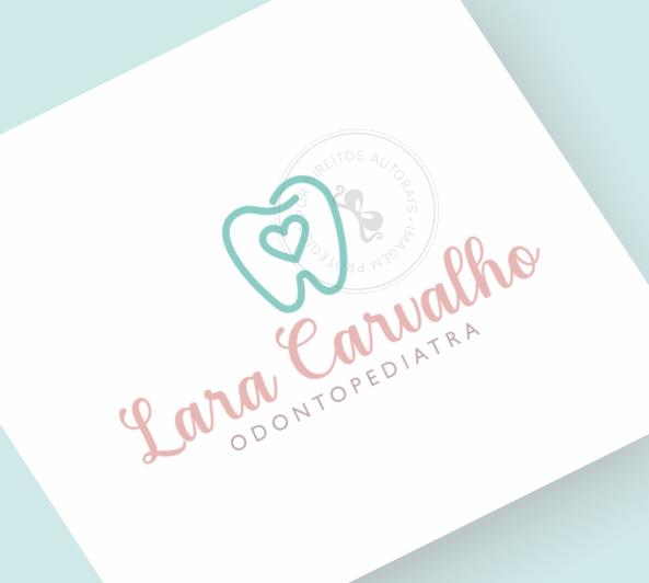 odontopediatria, logo odontopediatra, clínica odontopediatra, marca odontopediatra, cartão odontopediatra, dentes fofos, clínica odontológica, marketing odontopediatra,