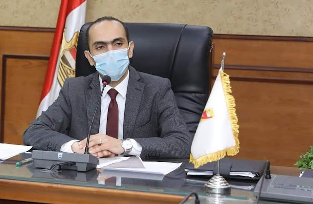 احمد سامي يترأس الاجتماع الأول للجنة حصر المباني التي تجاوز عمرها 75 عاما