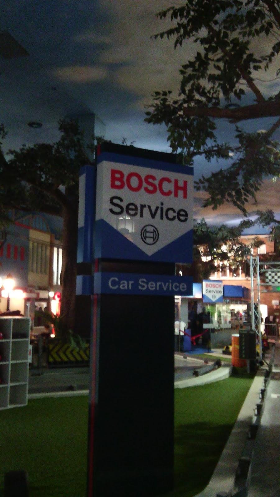 Nova oficina bosch car service na kidzania aberto at de for Bsch oficinas