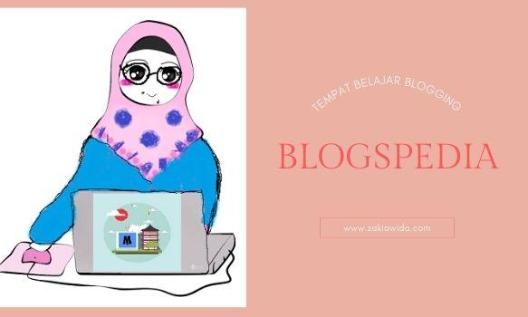 Tempat Belajar Blogging