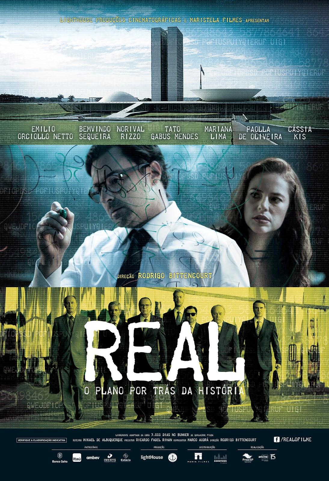 Filme Poster Real: O Plano Por Trás da História
