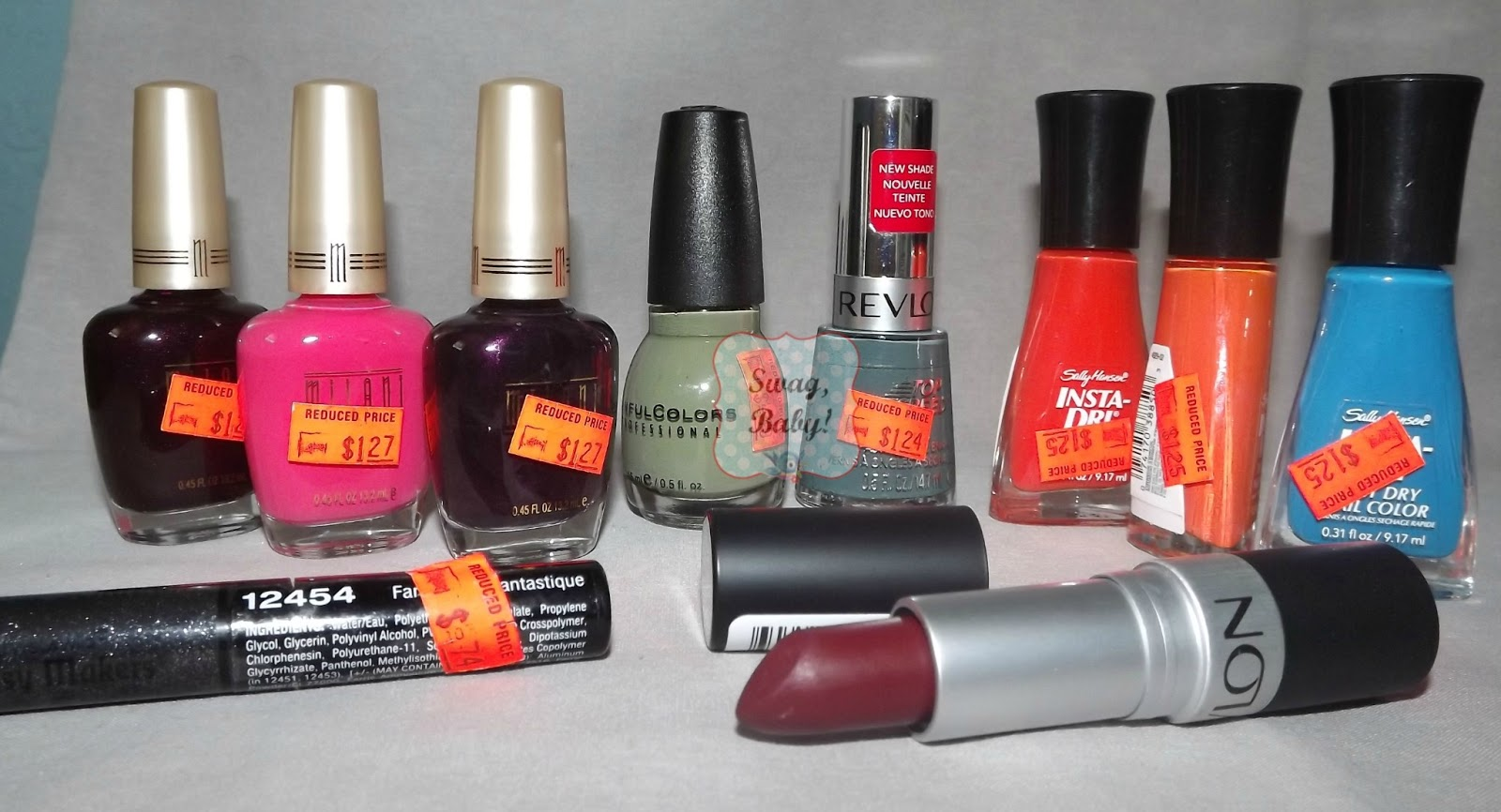 Revlon Nail Polish At Walgreens - Creative Touch