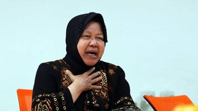 Kasus Covid-19 Surabaya Tinggi, Risma: Kalau Bisa Ganti Nyawa Saya, Saya Ikhlas