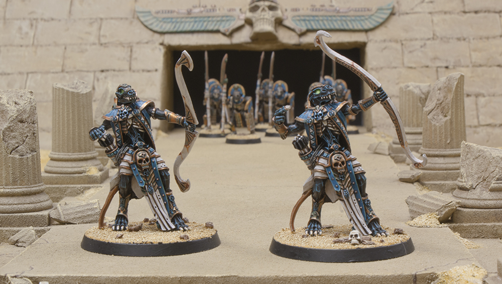 Showcase Tomb King Army Bell Of Lost Souls