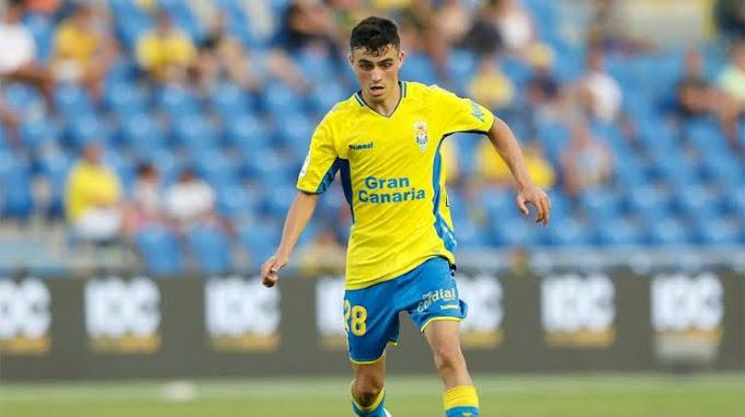 Barcelona new signing Pedri emotional farewell message to Las Palmas