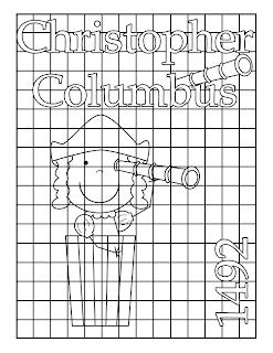 Lory's 2nd Grade Skills: Columbus Day/Week & Freebie