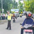 Kasat Lantas Polres Selayar Peringatkan Pelanggar Lalu Lintas Akan Ditindak Tegas