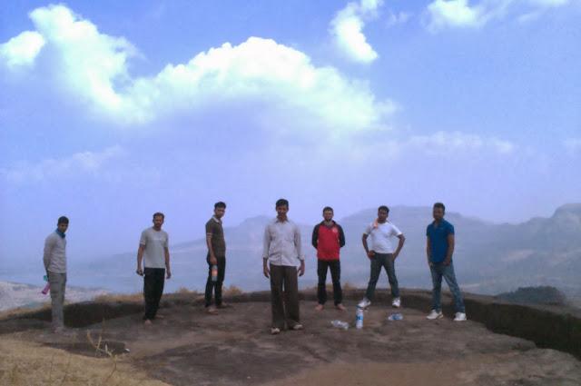 रतनगड ( Ratangad trek ) प्रवास कालचा अन आजचा