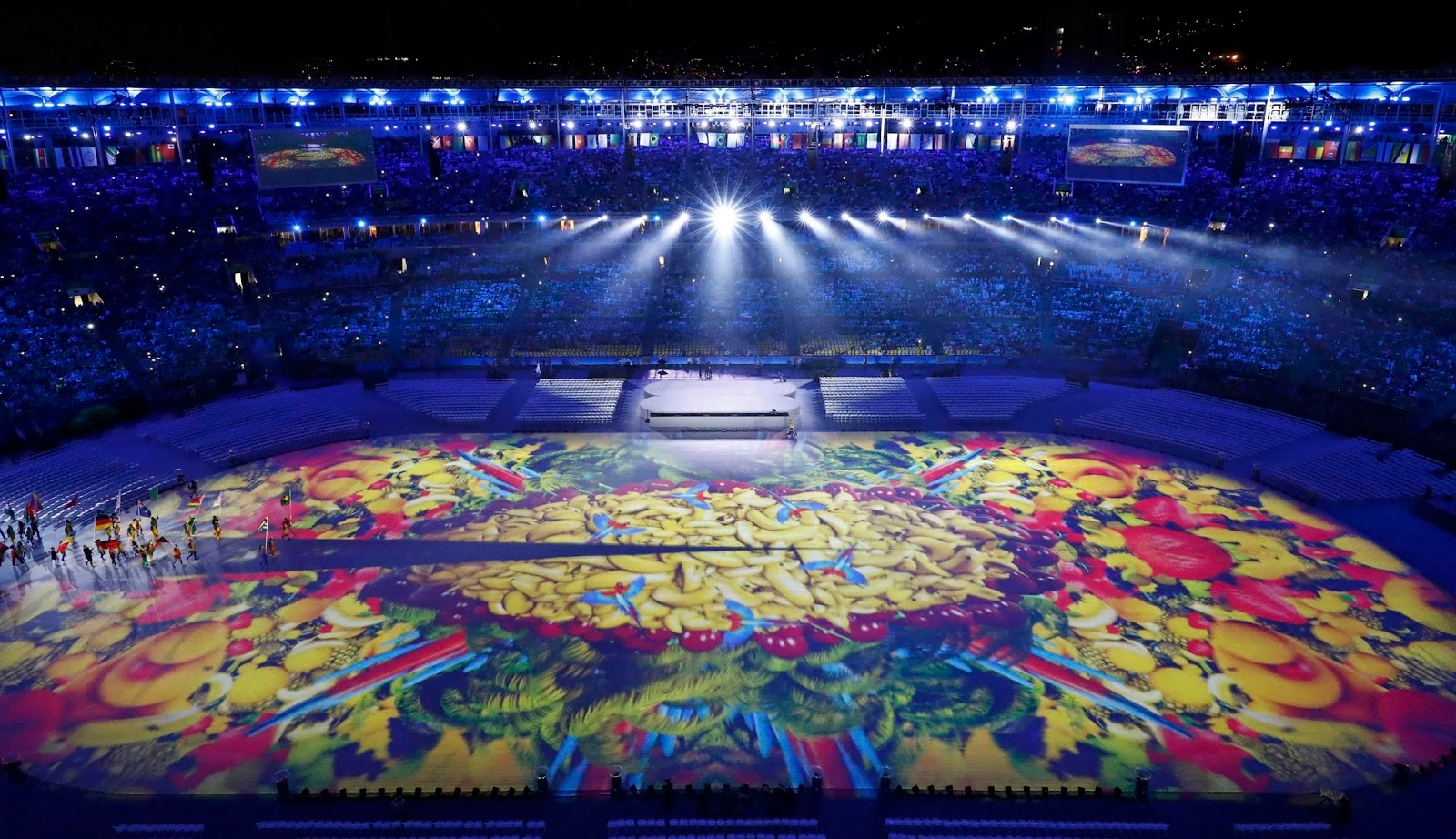 RIO OLYMPICS 2016 CLOSING CEREMONY 14
