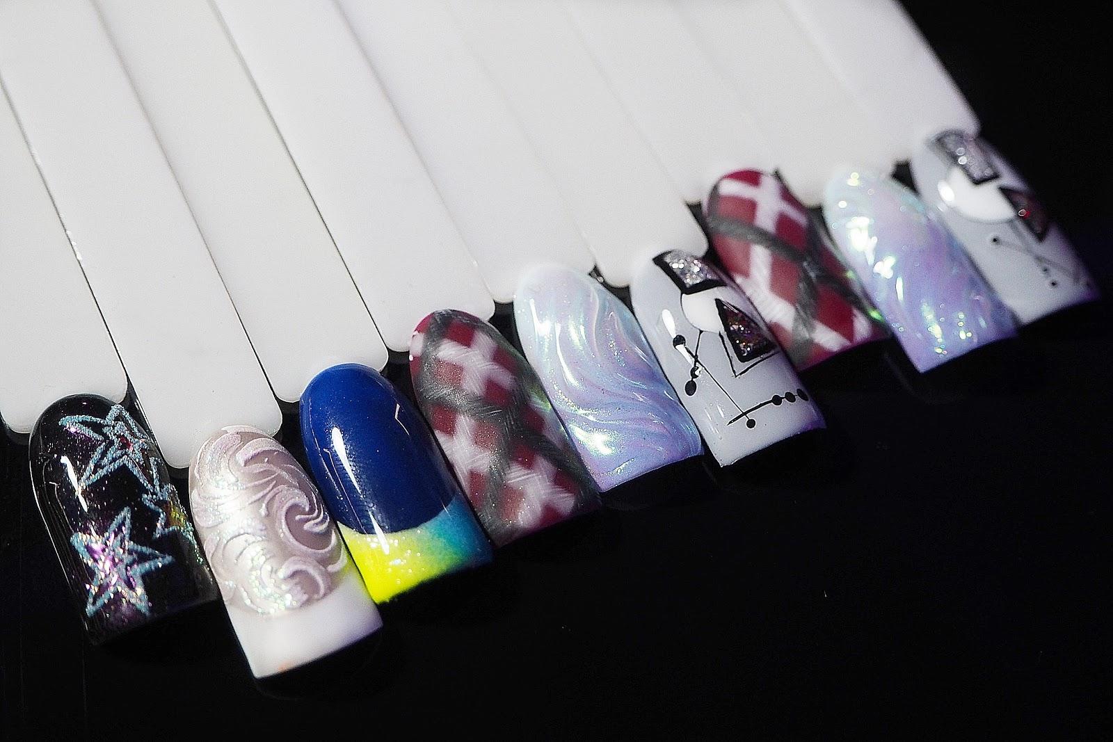 manicure hybrydowy trendy