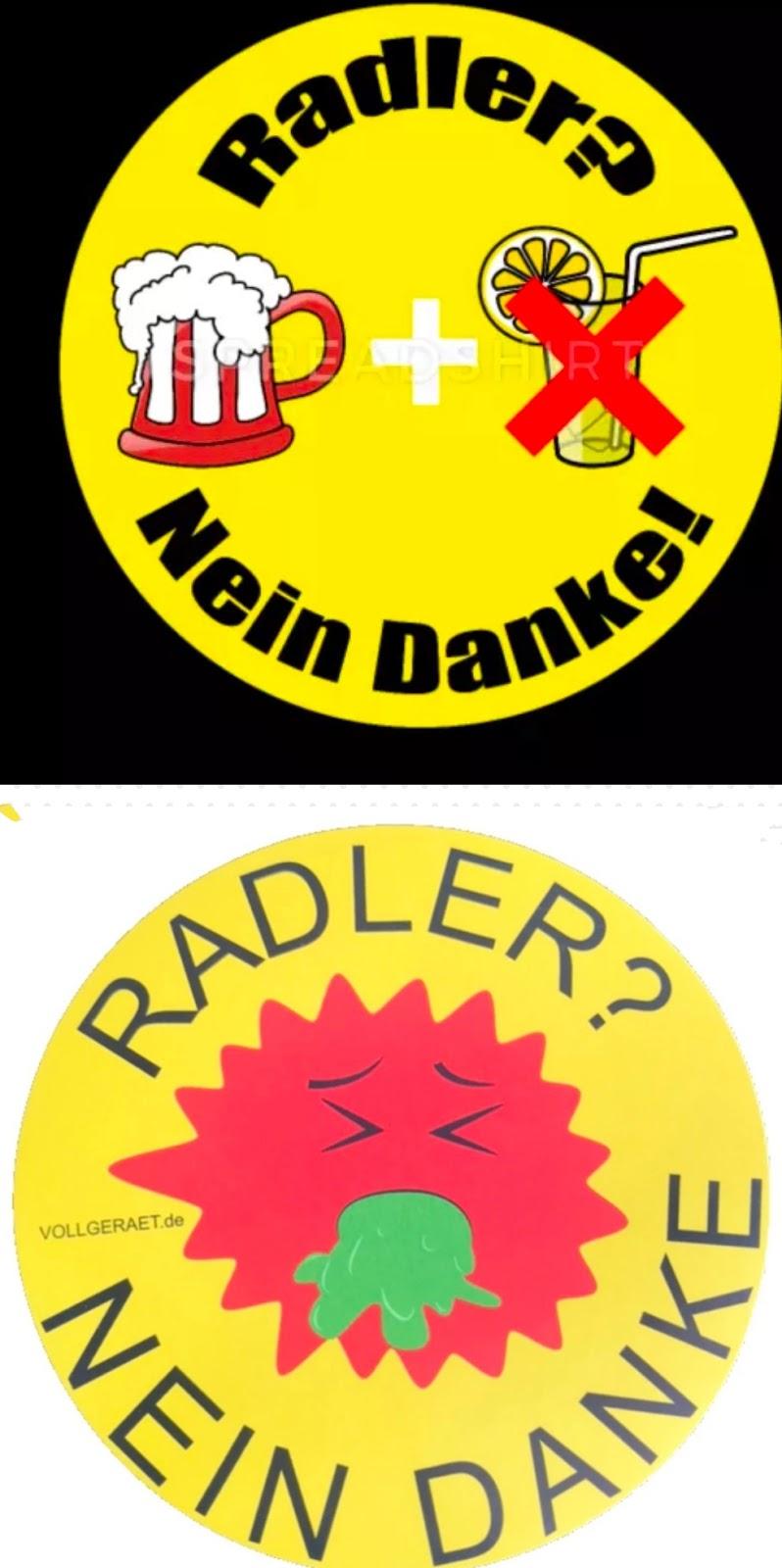 Radfahren In Stuttgart Der Oder Das Radler Das Ist Hier