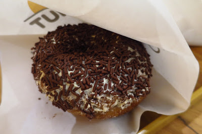 city donut, coffee