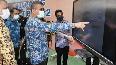 Pemko Padang Launching Aplikasi e-SPPT PBB-P2