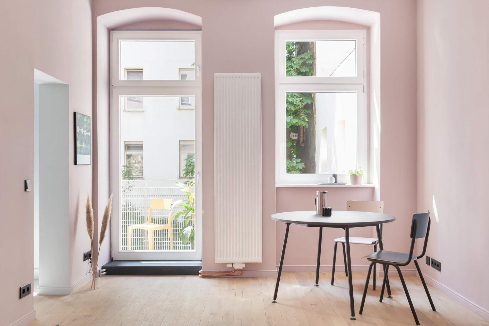 52 m² di puro design nel Mitte