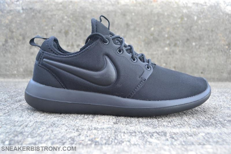 1286991a6a5 ... coupon code nike roshe two triple black 90 available now in store and  via phone orders