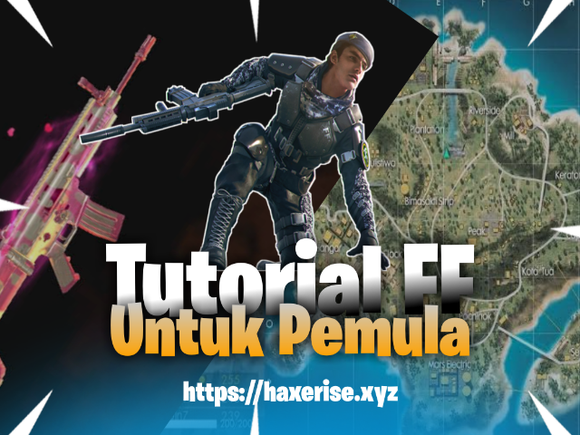 tutorial bermain free fire