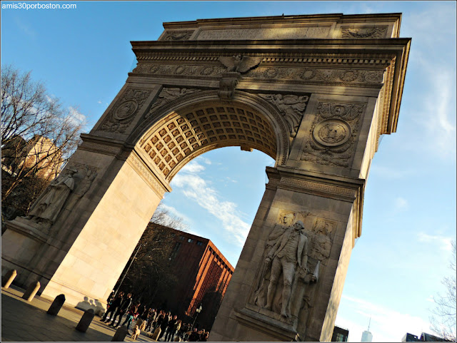 Washington Square Park, Nueva York