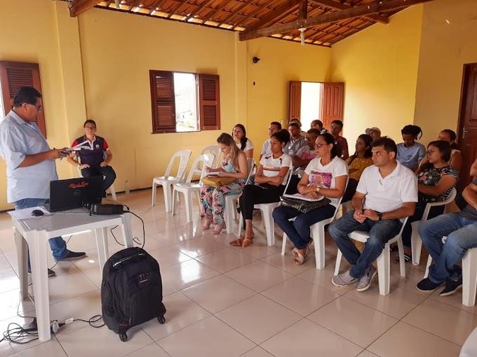 Sec. de saúde realiza reuniões para planejamento de ações e Pactuação de Cirurgias Eletivas