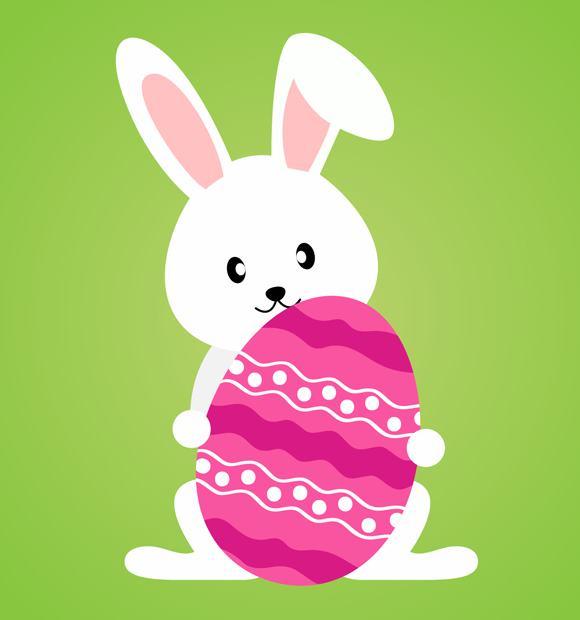 5 Ideias para a caça aos ovos da Páscoa.