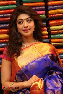 Actress Pranitha Subhash inaugurates VRK Silks Showroom  0027.jpg