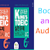 Book and Audio KING'S TOEIC Practice LC and RC