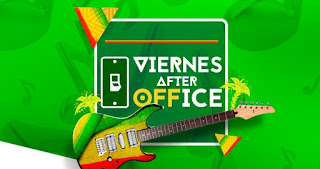 Viernes After Office con Reggae