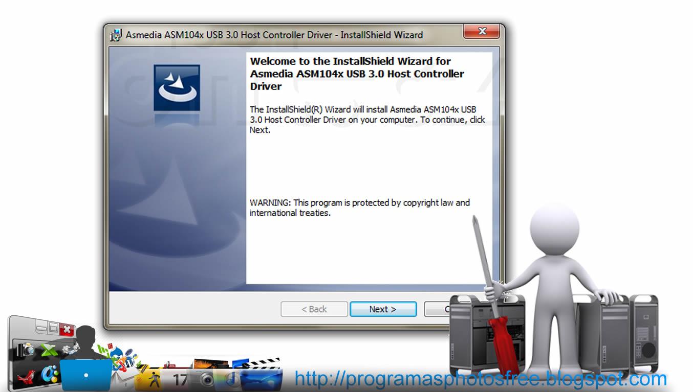 ASM104X USB 3.0 HOST CONTROLLER WINDOWS 10 DRIVER DOWNLOAD