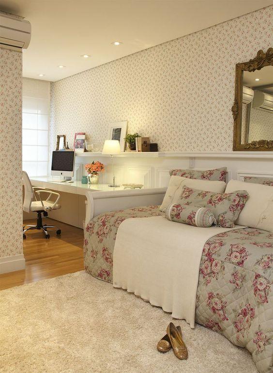 Habitacion de invitados o despacho y porque no dos en for Dormitorio invitados