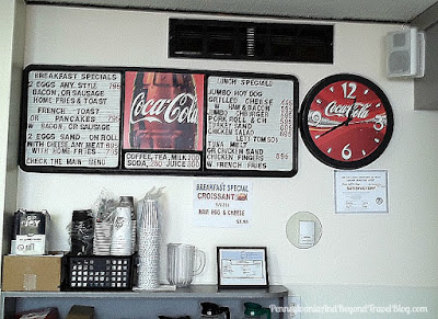 Aloha Cafe and Coffee Shop at Aloha Oceanfront Motel in North Wildwood, New Jersey