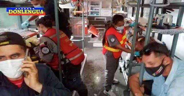 Achicharrados y electrocutados murieron técnicos de Corpoelec en Petare