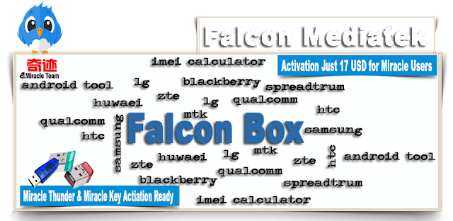 Download Miracle Falcon MTK Module v2.1 Latest 2020