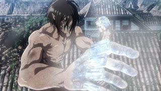 進撃の巨人『九つの巨人 エレン・イェーガー巨人化』 | 始祖の巨人 | 戦鎚の巨人| Attack on Titan Eren Jaeger | Nine Titan | Hello Anime !