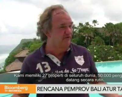 Berinvestasi di Tanah Resort Indonesia - Menunggu 10-15 Tahun KARMA ROYAL GROUP JOHN SPENCE