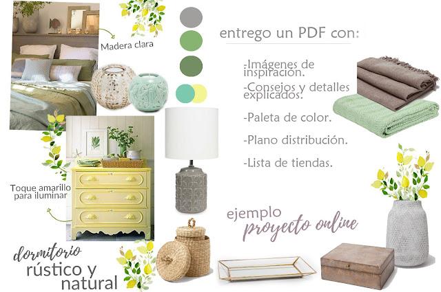 servicio online de decoración