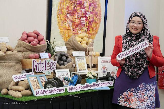 Kempen Makanan Sebenar Prestasi Sebenar 2019 Bersama Potatoes USA