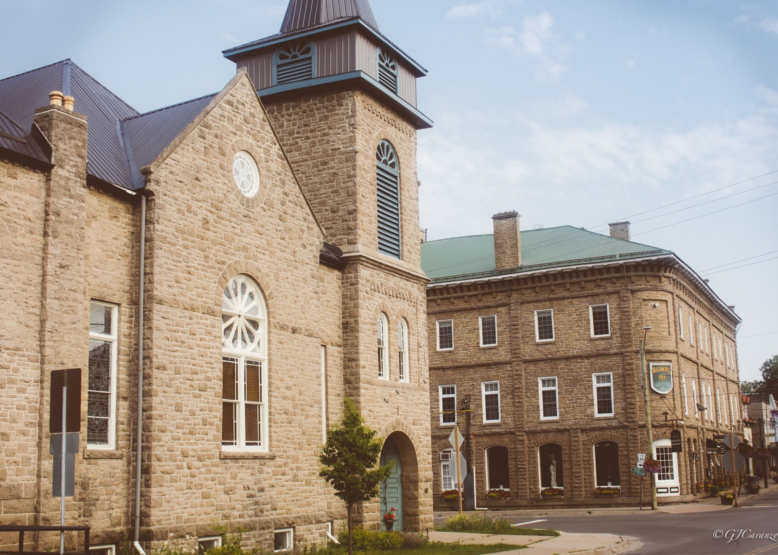 Short Day Trip from Ottawa: Travel Photo Diary from Merrickville-Wolford, Ontario, Canada