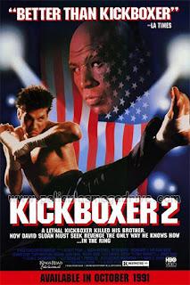 Kickboxer 2 (1991) [Latino-Ingles] [Hazroah]