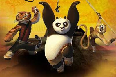 Kung Fu Panda – HangMan
