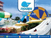 Taman Mini Indonesia Indah (TMII) Snowbay Waterpark, A Fun Water Playground Many Fun Rides