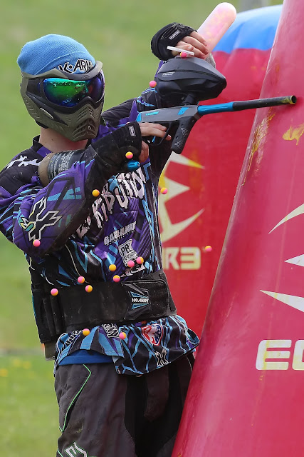 Paintball Action Photography
