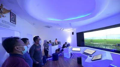 Gubernur Jabar Sebut Command Center Sumedang Wajah Digital West Java