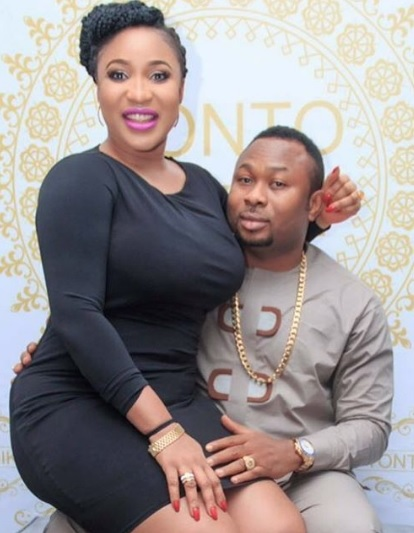 Tonto Dikeh: I'm Gaining Weight To Produce Breast Milk For My Baby