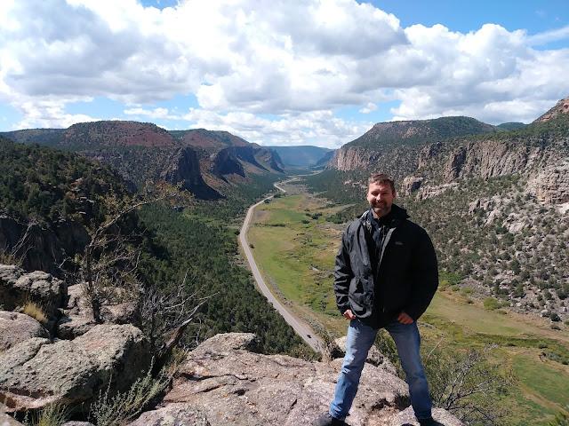 The Colorado Utah Hinterlands Adventure