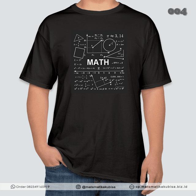 Kaos Rumus Matematika