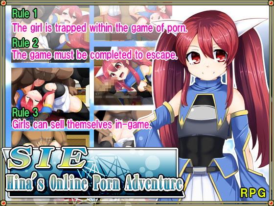 [H-GAME] SIE-Hina's Online Porn Adventure