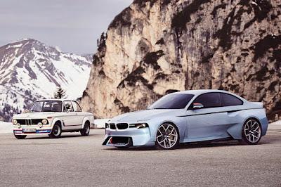Prototipo Richiama Antenata BMW