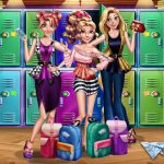 Princess back to School