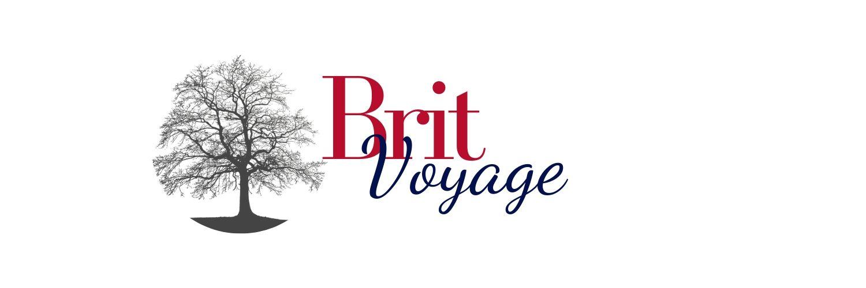 britvoyage.com website header