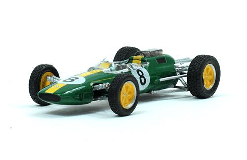 Lotus 25 1963 Jim Clark f1 the car collection
